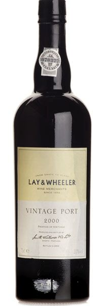 2000 Lay & Wheeler Millennium Vintage Port, Bottled by Smith Woodhouse